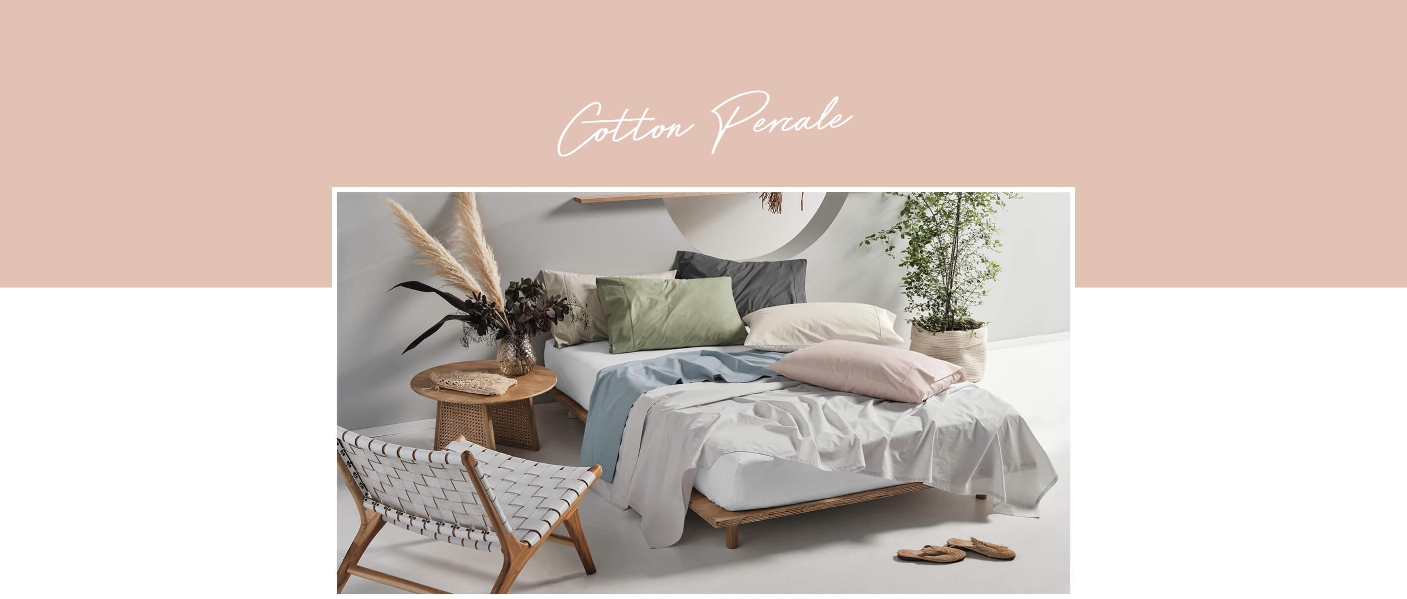Cotton Percale
