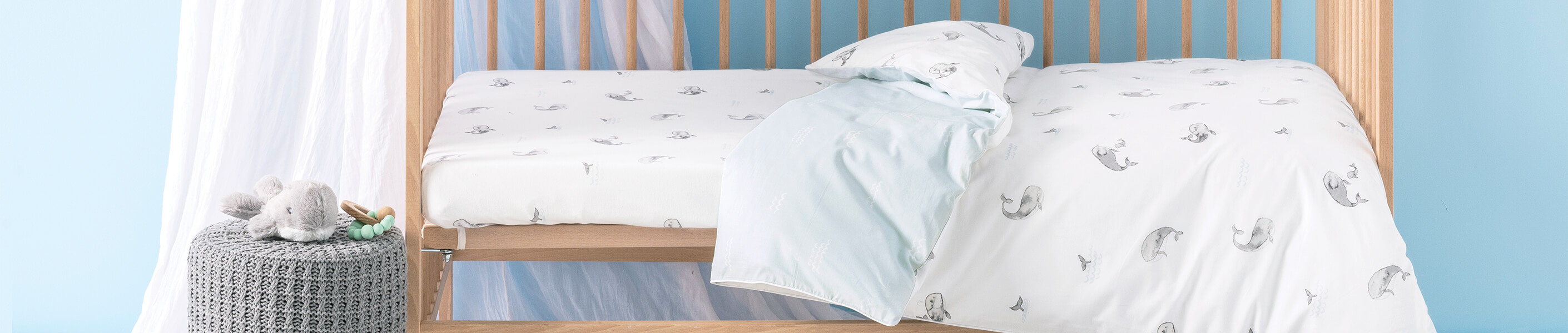 Cot Quilt Covers