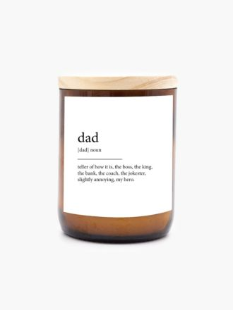 Dictionary Meaning Dad-Mali Soy Candle 260g