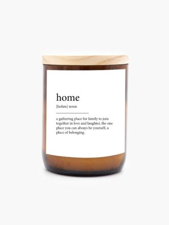 Dictionary Meaning Home-Hudson Valley Soy Candle 260g