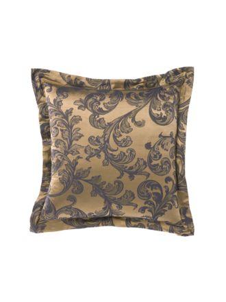 Verity Navy European Pillowcase