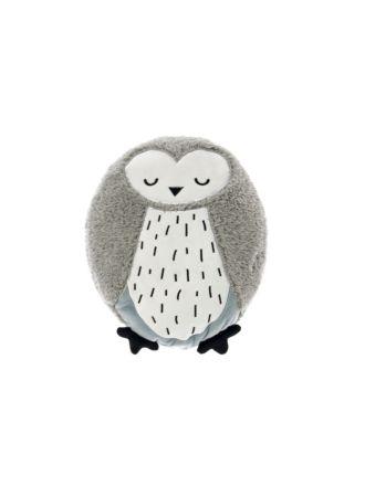 Ollie Owl Novelty Cushion