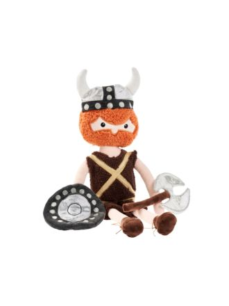 Victor The Viking Novelty Cushion