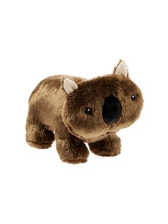 Warren Wombat Novelty Cushion