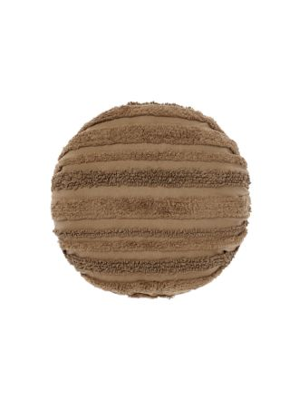 Carter Timber Cushion 45cm Round