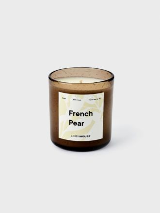 French Pear Soy Candle 390ml