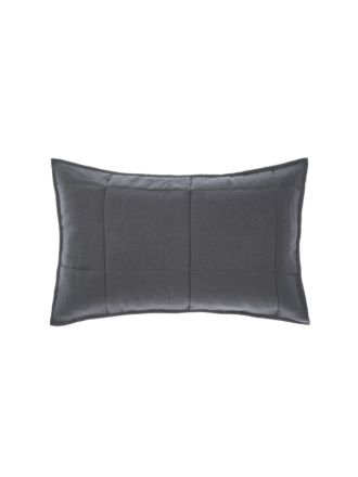 Nimes Magnet Linen Pillow Sham Set