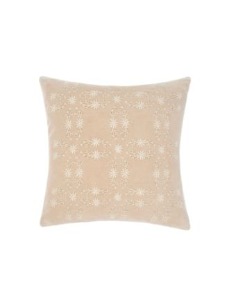 Abigail Sand Cushion 45x45cm