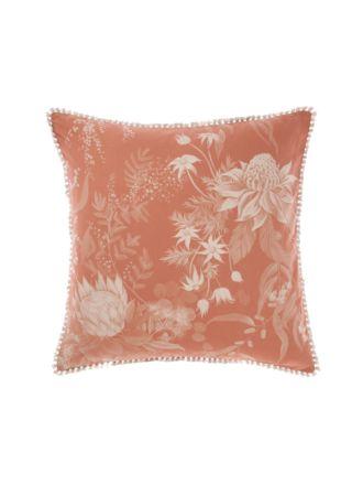 Acacia Garden European Pillowcase