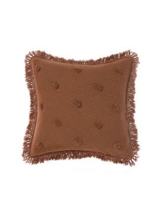 Adalyn Pecan European Pillowcase