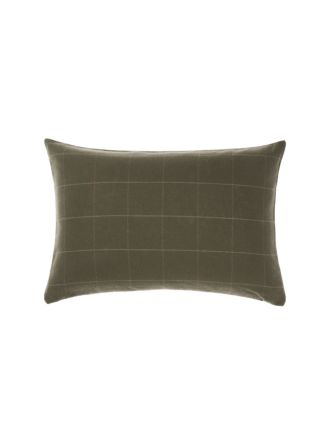 Albert Black Cushion 40x60cm