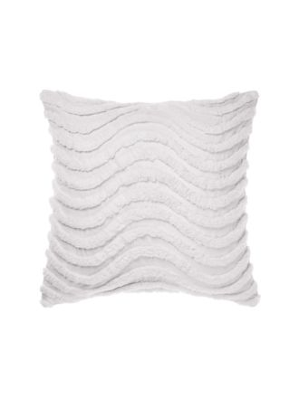 Amadora White European Pillowcase