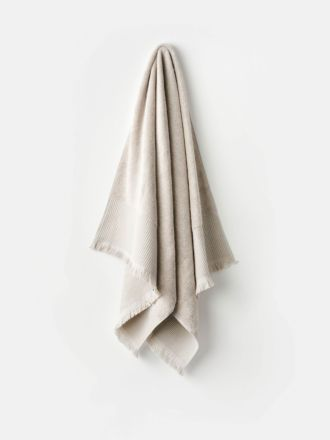Aria Cotton/Bamboo Sand Towel Collection
