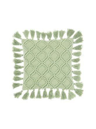 Circlet Mint Cushion 48x48cm