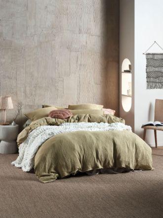 Elysian Eucalyptus Quilt Cover Set