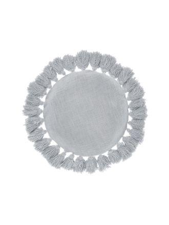Florida Grey Cushion 45cm Round