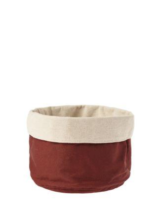 Frida Rust Storage Basket