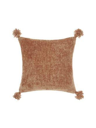 Hara Brandy Cushion 45x45cm