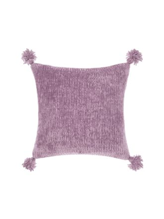 Hara Orchid Haze Cushion 45x45cm