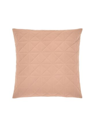 Heath Terracotta European Pillowcase