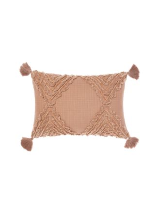 Heather Brandy Cushion 40x60cm