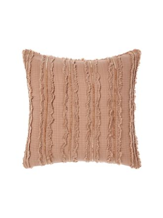 Heather Brandy European Pillowcase