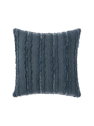 Heather Slate European Pillowcase