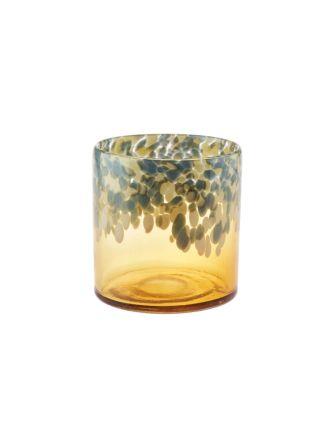 Joan Amber Vase 15cm