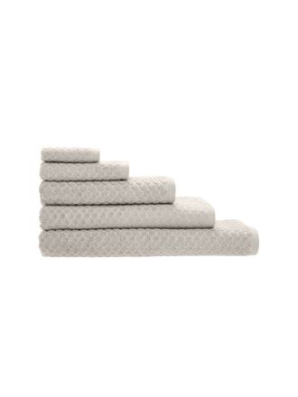 Jordan Spot Stone Towel Collection