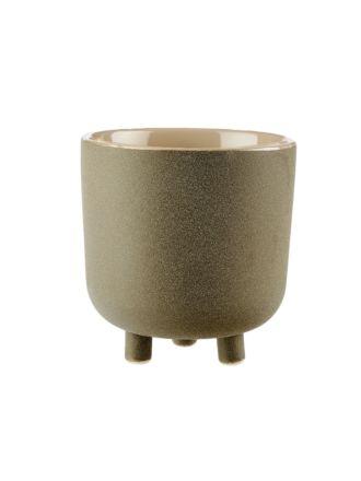 Kai Olive Planter Pot 19cm