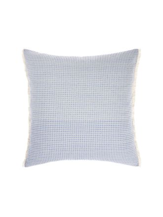 Lagos Blue European Pillowcase
