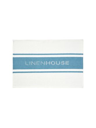 Linen House Reef Tea Towel
