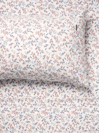 Matilda Peach Sheet Set
