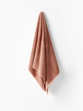 Nara Cotton/Bamboo Clay Towel Collection