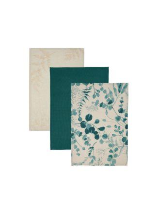 Nellie 3-Piece Tea Towel Set