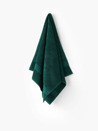 Newport Forest Green Towel Collection