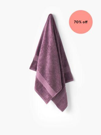 Newport Purple Towel Collection