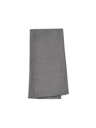 Nimes Ash Linen Tea Towel