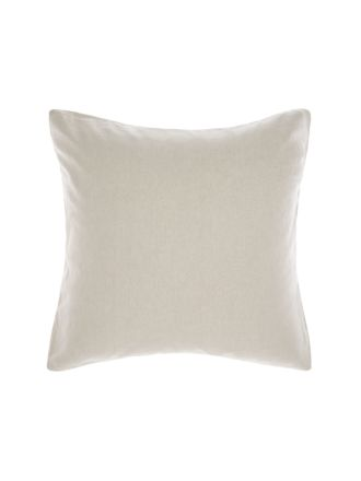 Nimes Natural Linen European Pillowcase