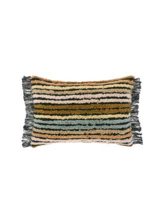 Nola Black Cushion 40x60cm