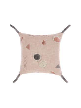 Otis Pink Cushion 50x50cm