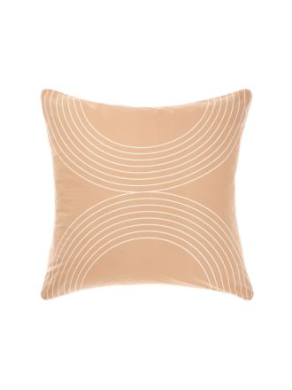 Penina Biscotti European Pillowcase