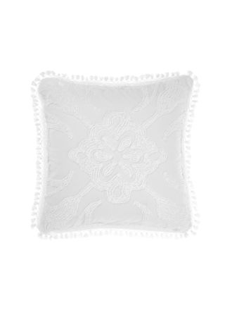 Rapallo White European Pillowcase