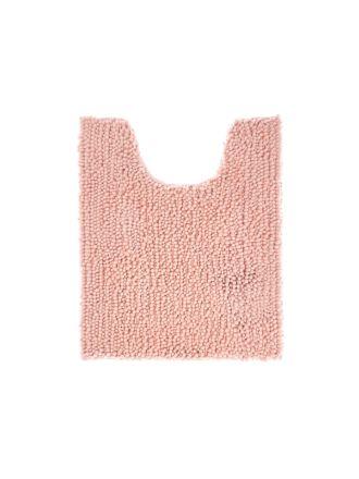 Reed Toggle Pink Contour Bath Mat - 1700 GSM