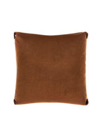 Reagan Pecan Cushion 55x55cm