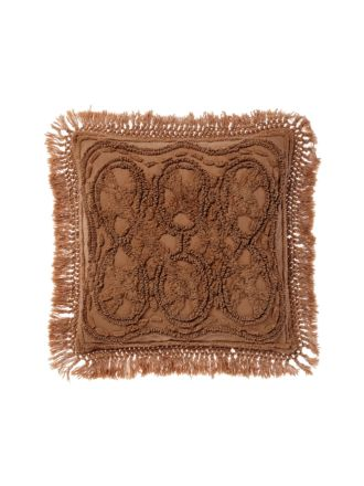 Somers Pecan Cushion 50x50cm