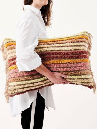 Nola Frappe Cushion 40x60cm