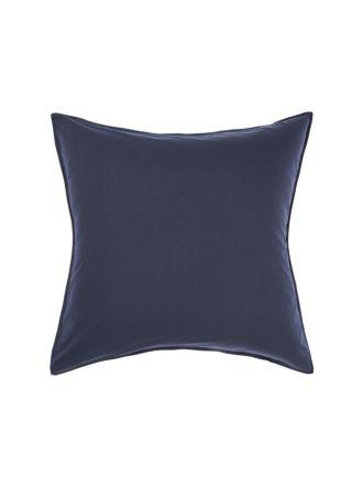 Terra Organic Cotton Midnight European Pillowcase