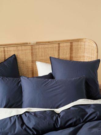 Terra Organic Cotton Midnight Standard Pillowcase Pair