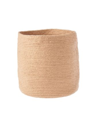 Tio Terracotta Storage Basket